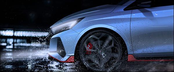 Teaser: Hyundai i20 N (2020)