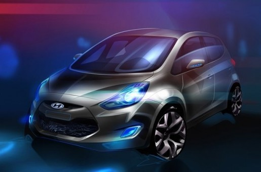 Teaser Hyundai ix20