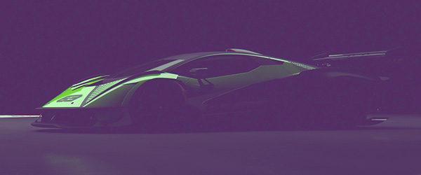 Teaser: Lamborghini Aventador SVR (2020)