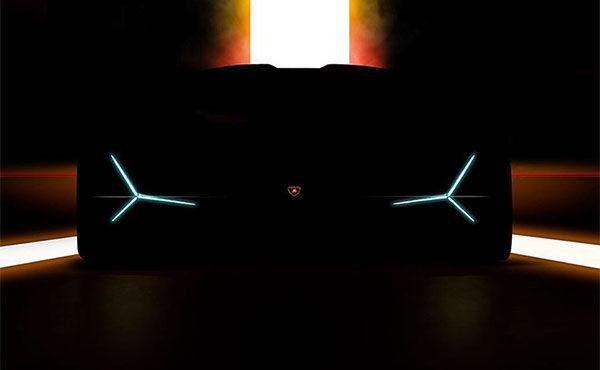 Teaser: Lamborghini - Autosalon van Frankfurt 2019