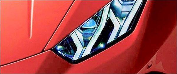 Teaser: Lamborghini Huracan facelift (2019)