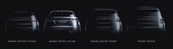 Teaser: Range Rover Velar (2017)