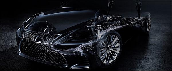 Teaser: Lexus LS (2017)