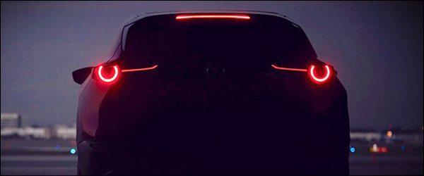 Teaser: Mazda CX-3 (2019)