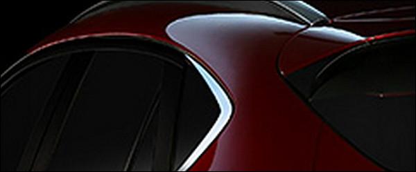 Teaser: Mazda MX-4