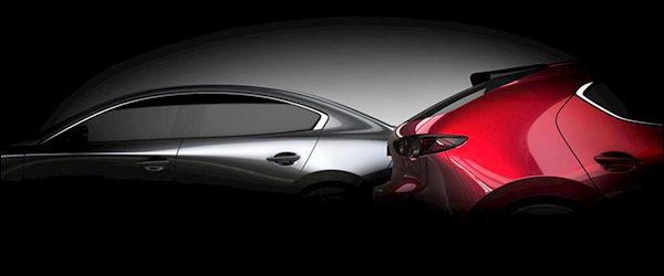 Teaser: Mazda3 (2018)