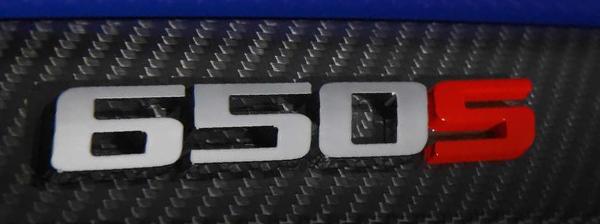 Teaser: McLaren 650S