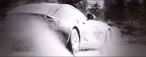 Teaser: Mercedes AMG GT