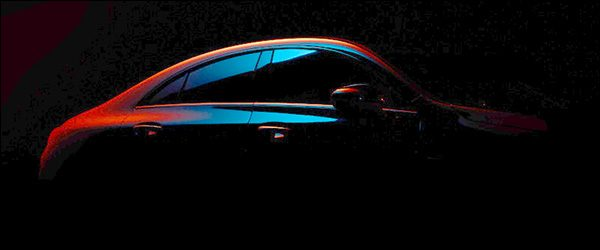 Teaser: Mercedes CLA Coupe (2019)