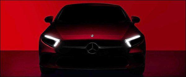 Dit is de nieuwe Mercedes CLS (2017)!