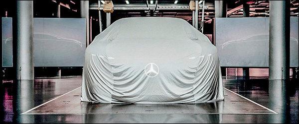 Teaser: Mercedes EQ Concept (2019)