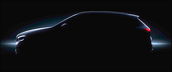 Teaser: Mercedes GLA (2019)