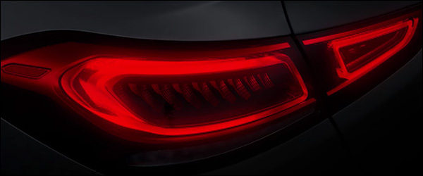 Teaser: Mercedes GLE Coupe (2019)