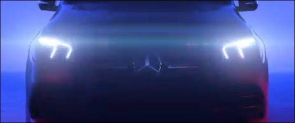 Teaser: Mercedes GLE SUV (2018)