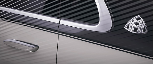 Teaser: Mercedes-Maybach S-Klasse (2020)