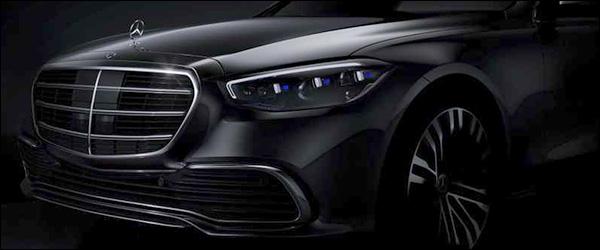 Teaser: Mercedes S-Klasse (2020)