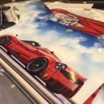 Teaser: Pagani Huayra Roadster (2017)