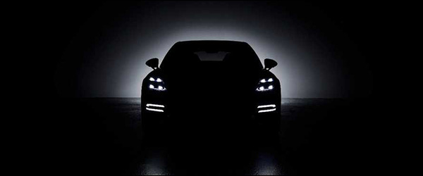 Teaser: Porsche Panamera facelift (2020)