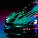 Teaser: Porsche Taycan (2019)