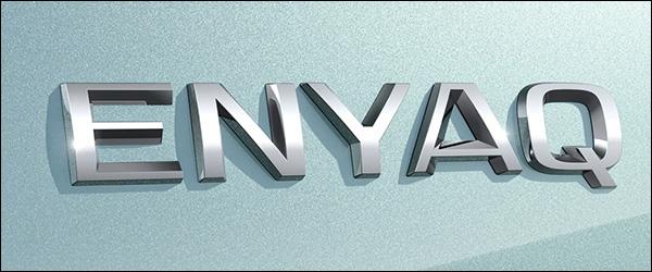 Teaser: Skoda Enyaq SUV (2020)