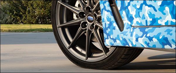 Teaser: Subaru BRZ (2020)