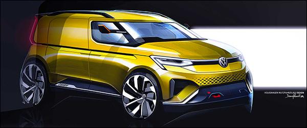 Teaser: Volkswagen Caddy (2020)
