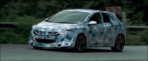 Teaser: Hyundai i30 N (2016)