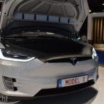 Autosalon Brussel 2017 live: Tesla (Paleis 6)