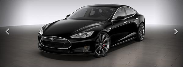 Nieuwe Tesla P85D kost je €113.540