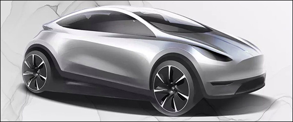 Tesla wil Chinese designstudio (2020)