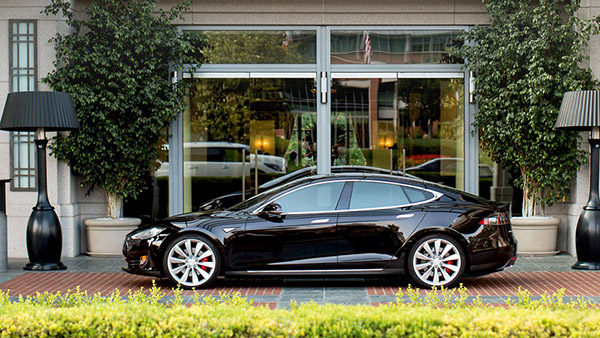 Tesla lanceert 'Destination Charging' nu ook in Europa