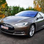 Tesla opent nieuwe showroom in Gent