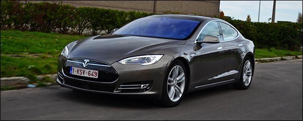 Autosalon Brussel 2016: Tesla Line-up