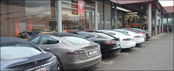 Tesla's succes anno 2016 - 12 interessante weetjes