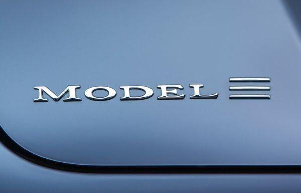 Onthulling Tesla 'Model 3' op 31 maart 2016