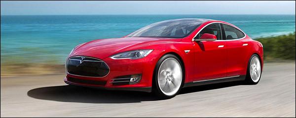 Officieel: Tesla Model S 70D