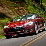 Tesla Motors - Model S - Belgie