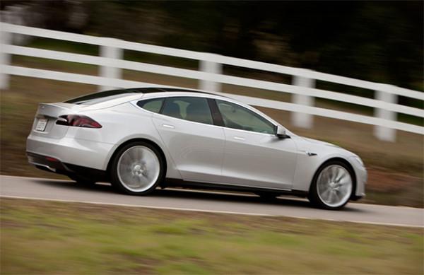 Tesla Motors - Model S - Belgie