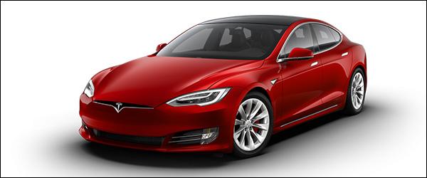 Officieel: Tesla Model S Plaid (2020)