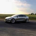 Officieel: Tesla Model 3