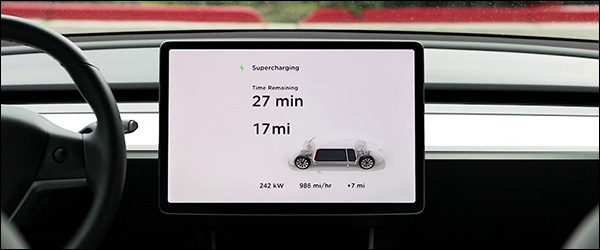 Officieel: Tesla Supercharger V3 (2019)
