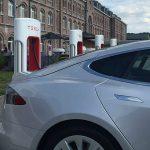 Tesla opent zevende Supercharger in Verviers