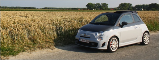Test Abarth 500 EsseEsse