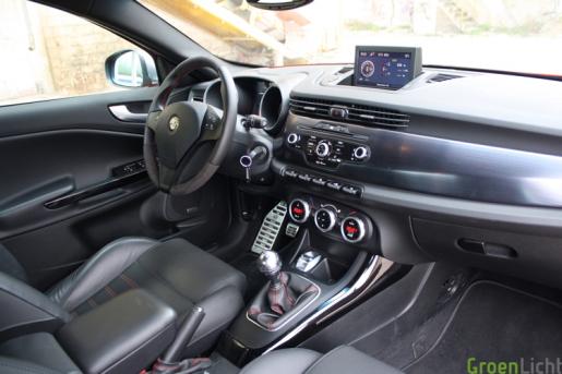 Test Alfa Romeo Giulietta JTDm