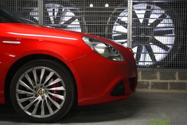 Test Alfa Romeo Giulietta MultiJet TCT