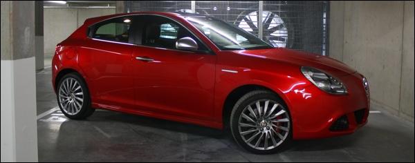 Test Alfa Romeo Giulietta MutliJet TCT