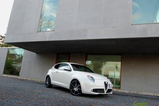 Test Alfa Romeo MiTo QV facelift