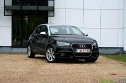 Test Audi A1 Sportback 1.2 TFSI