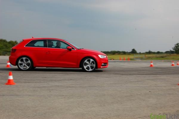 Test Audi A3 2012
