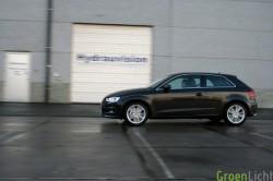 Test Audi A3 1.4 TFSI